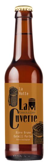 bière brune la hotte